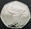 New-Uncirculated-RARE-2017-Jeremy-Fisher-50p-FIFTY-PENCE-Coin-Peter-Rabbit-039-s thumbnail 1