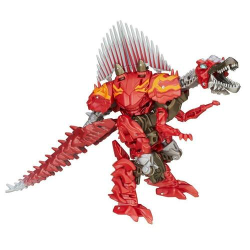 Transformers Age Of Extinction mépris complet AOE Deluxe Dinobot