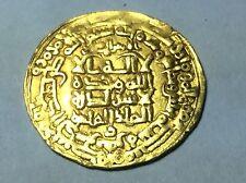 PERSIA,SAMANIDS,DINAR,AH 382(AD992) HEARAT GOLD COIN,4.49 GRAMS,1024 YRS OLD,RRR