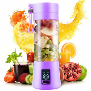 Portable-USB-Electric-Fruit-Juicer-Vegetable-Juice-Blender-Maker-Mixer-Recharge