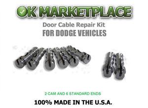 Dodge Mitsubishi Raider Cable Repair Kit Suicide Door Dak2b6a Ebay