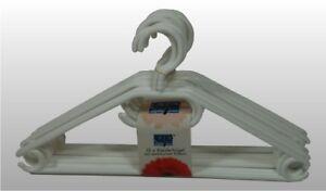 10-Cintres-Blanc-Rangement-Rotatifs-Cintre-Porte-Pantalon-Cravate-Veste