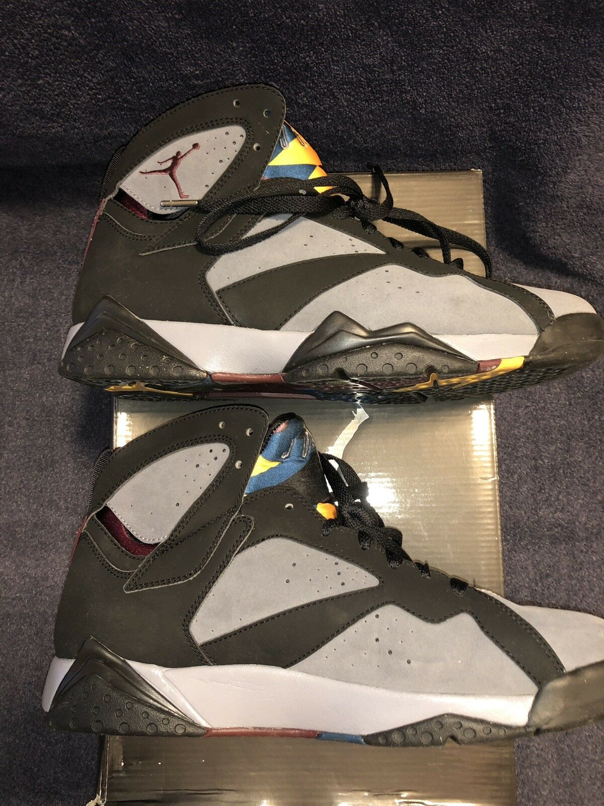 Air Jordan 7 Bordeaux 2010 Size 11