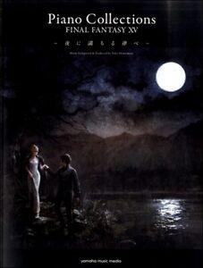 Final-Fantasy-XV-Piano-Collections-Score-Book