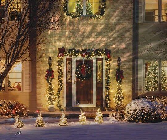 "Gemmy LED Lightshow White /""Kaleidoscope/"" Christmas Holiday Projection Spotlight"