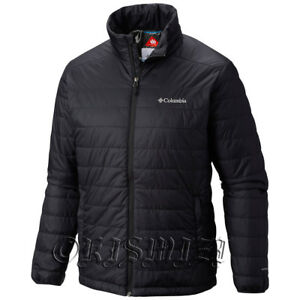 New-Mens-Columbia-034-Crested-Butte-II-034-Omni-Heat-Insulated-Winter-Jacket-Coat