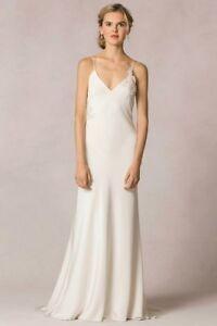 Celine Lique Slip Wedding Dress