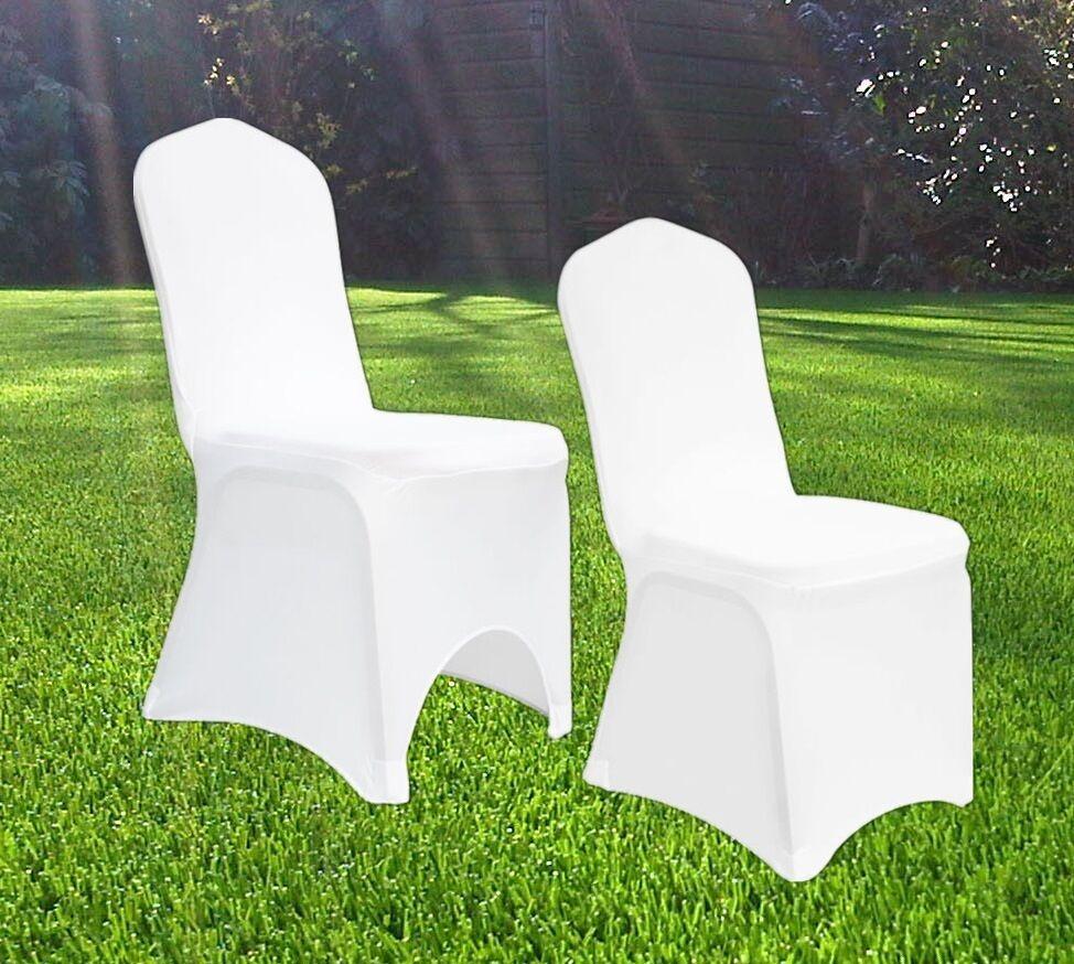 Chair Covers Spandex Lycra Mariage Banquet Fête Anniversaire Fête Banquet Décoration 71a69e