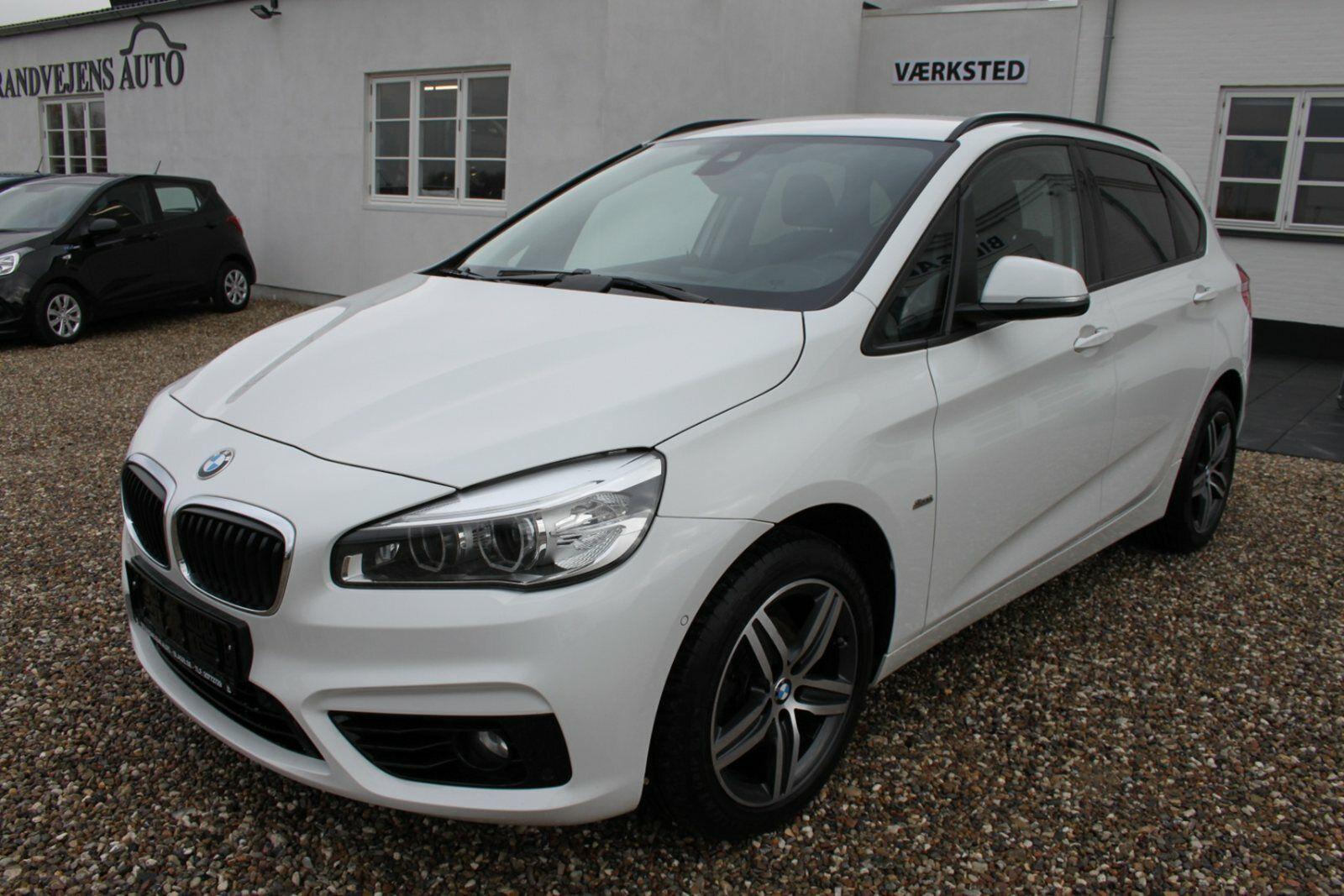 BMW 218d 2,0 Active Tourer Advantage aut. 5d - 249.900 kr.