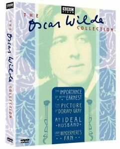 Oscar-Wilde-Collection-BBC-DVD-2002-OOP-Rare-Mint-w-Slipcover