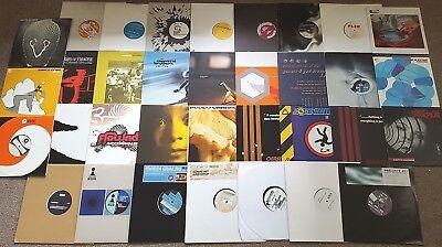 "BREAKBEAT, DOWNTEMPO, BIG BEAT 12""/10""/LP RECORD COLLECTION VINYL LOT DJ BUNDLE"