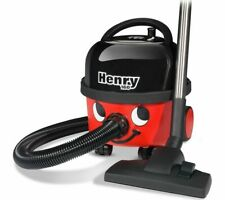 NUMATIC Henry HVR160 Cylinder Vacuum Cleaner - Red - Currys