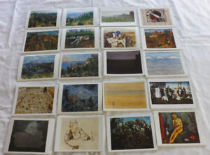 200-Different-Brand-New-Art-Postcards-Sculptures-and-Photographic-Art-Cards