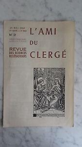 AMI Del Pastori - 1967 - Rivista Delle Sciences Sacerdoti - N° 21