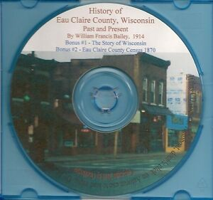 A-History-of-Eau-Claire-County-Wisconsin-Bonus-Books