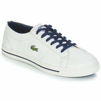 Lacoste Junior Boys Girls Black Riberac Trainers Brand New Boxed free delivery