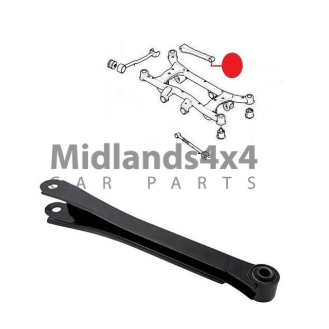For Kia Sportage 2004-2010 Rear Left or Right Wishbone Suspension Trailing Arm