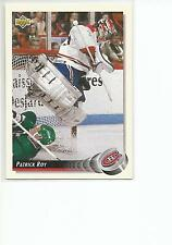 PATRICK ROY 1992-93 Upper Deck card #149 Montreal Canadiens NR MT