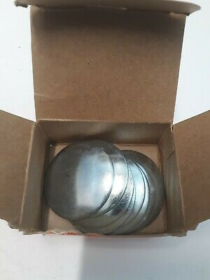 10 Pack Height 0.497 Dorman # 555-104 Steel Cup Expansion Plug 34.3mm