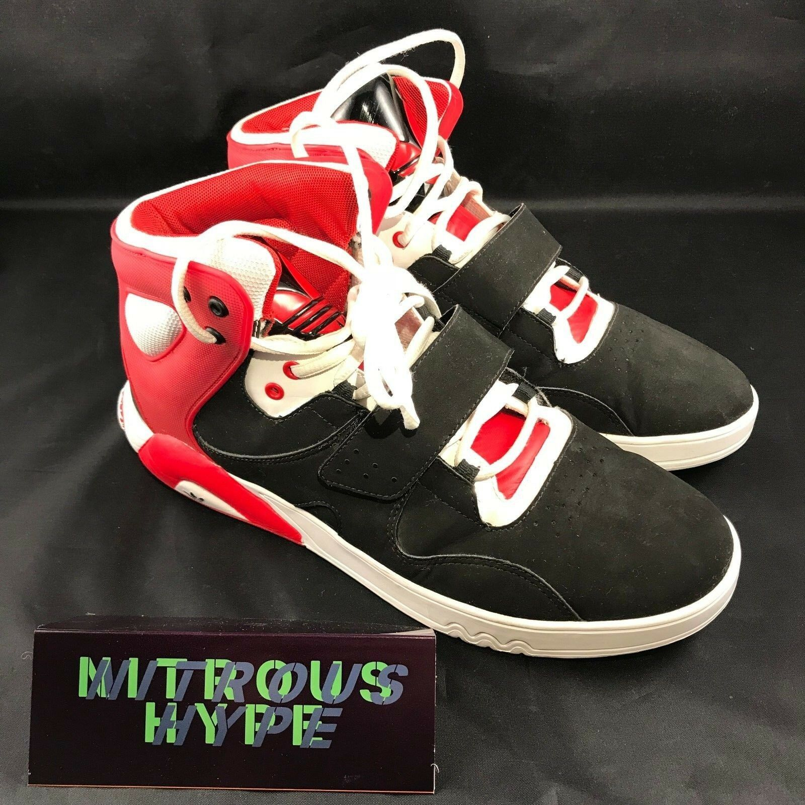 NEW ADIDAS Sample Promo ROUNDHOUSE MID RED Fashion G59031 Sneakers 2018