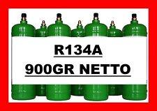 BOMBOLA DI GAS REFRIGERANTE R134A 900 GRAMMI RICARICABILE SENZA RESO DEL VUOTO