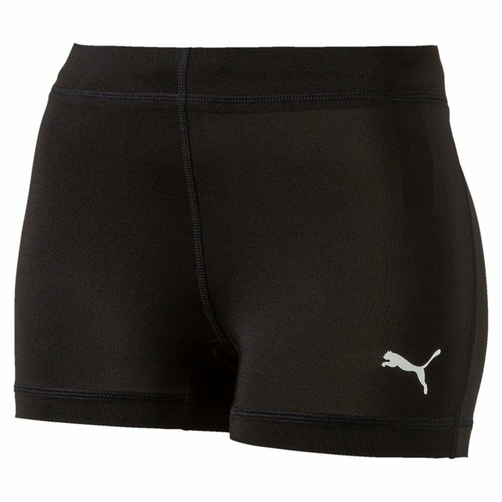 Puma Womens Ladies Sports Running Cross the Line Short Tights Jogging Workout