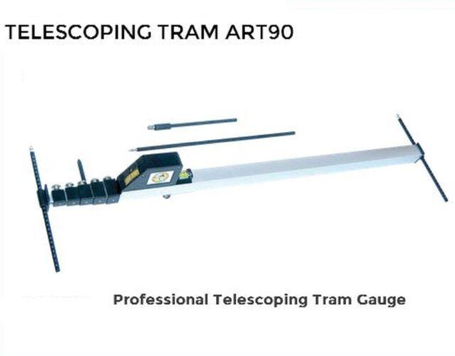 ART90 Killer Tools Professional Telescoping Measuring Tram