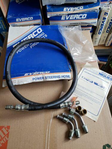 Everco 3-692 NOS Power Steering Pressure Line Hose Assembly USA