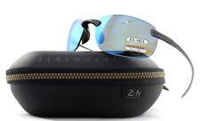 Serengeti Volare Folding Sunglasses Sanded Grey/_Gunmetal/_Polarised 555 Blue 8499