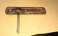 Farmall H Tractor Side Engine Cover Breather Tube Ihc Part