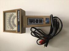 Vintage Auto Tune Volt Ohm Tester Model 4240 Electric Battery Voltage Tester