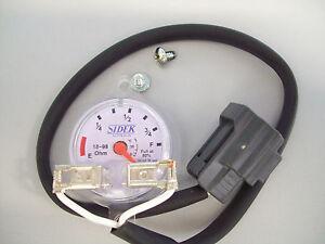 Ford-BA-BF-Ute-Factory-Gas-APA-LPG-Tank-Sender-Unit-Tank-Gauge-18-98-ohm-amp-Plug