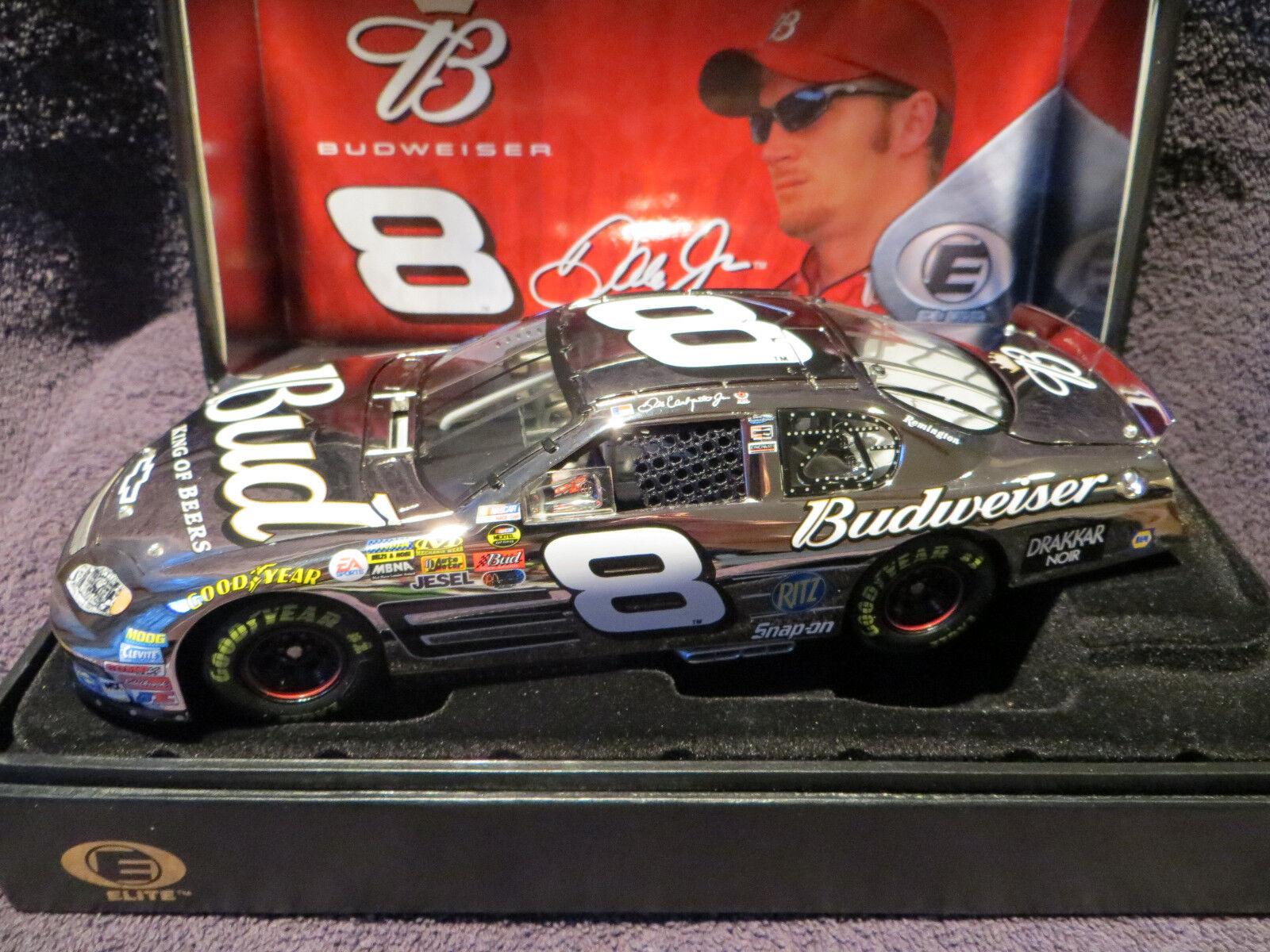 Dale Earnhardt Jr 8 Budweiser 2004 1 24 PLATINUM RCCA Elite Monte Carlo  408