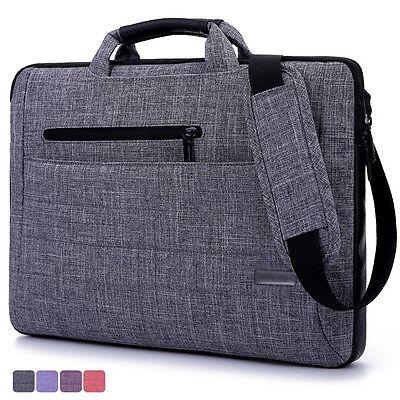 """14.6""""15.6""""17.3"""" Laptop Shoulder Sleeve Computer Messenger Case Bag For Lenovo HP"""
