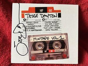 Dayton Jesse-Mixtape Volume 1 - signed/autographed CD NEW