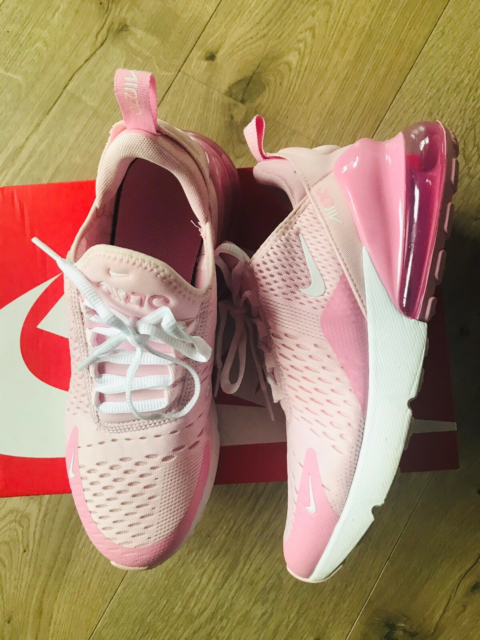 Sneakers, str. 38,5, Nike,  Næsten som ny, Nike Air max 270…