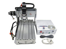 300W CNC 3020 T-D300 DC power spindle CNC engraving machine drilling router