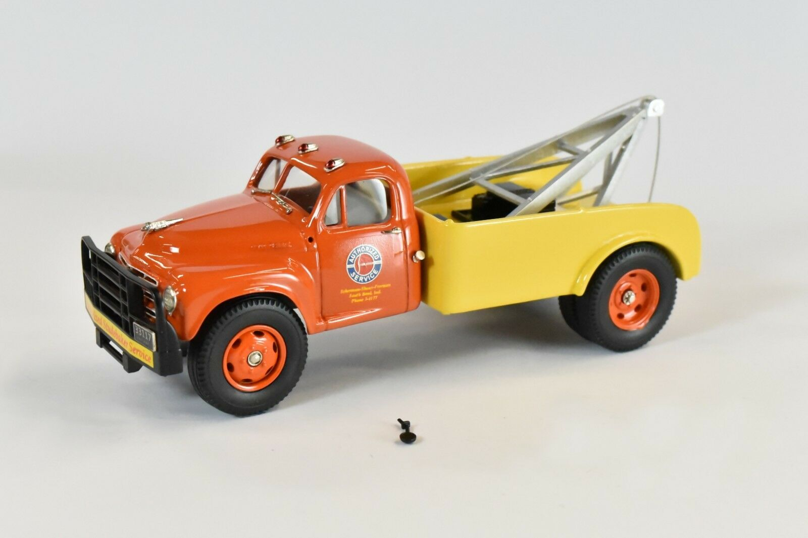Brooklin Models 1950 Studebaker - Wrecker - US32