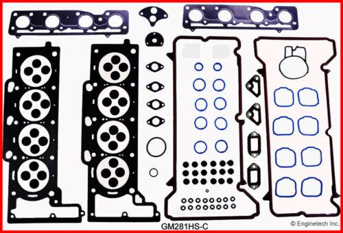 GM281HS-C Engine Cylinder Head Gasket Set ENGINETECH INC