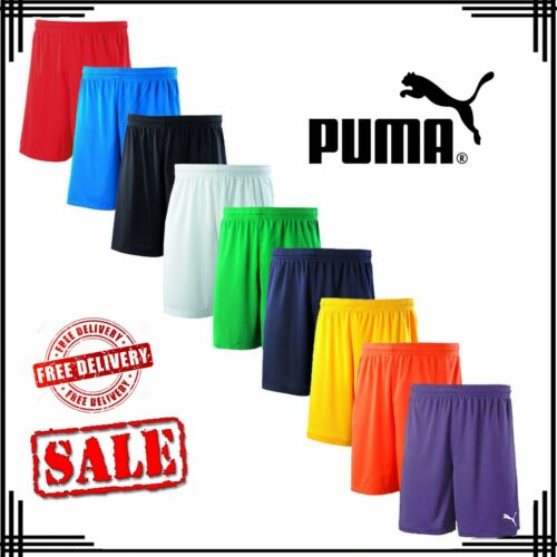 PUMA VELIZE MENS CASUAL TRAINING RUNNING FOOTBALL SPORTS SHORTS UK SIZE S3XL