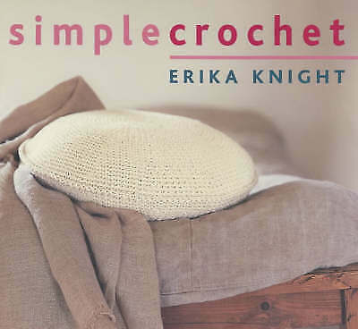 1 of 1 - (Good)-Simple Crochet (Paperback)-Erika Knight-184400015X