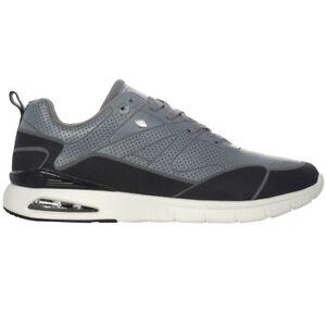 BK-British-Knights-Demon-zapatos-gris-calcetines-cortos-ocio-nuevo-b37-3665-09
