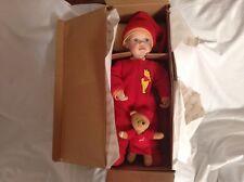 Ashton Drake Christopher Robin with Pooh bear Doll