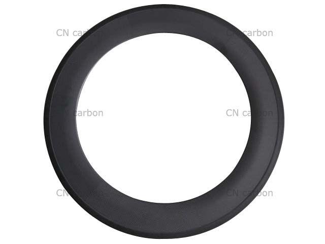1pcs x 88mm Depth Clincher carbon road bicycle rim  23,25m width available