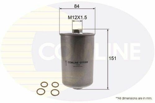 /> 91 Saloon Gasolina 89 89Q 8A Comline Filtro De Combustible Para Audi 90 B3 2.0 2.2 2.3 87