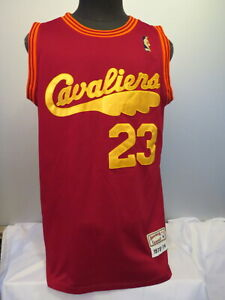 2aa9f191727 Image is loading Cleveland-Cavaliers-Jersey-By-Mitchell-amp-Ness-1970-