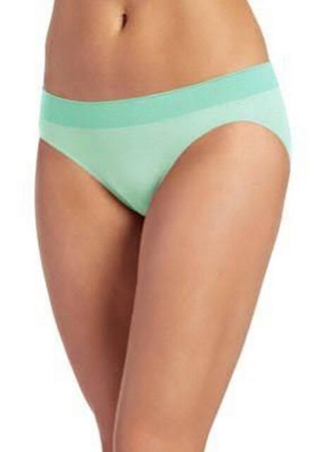 Jockey Women/'s Microfiber Seamfree Bikini Panty Underwear 2045