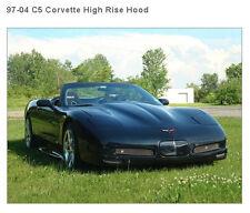 Chevy Corvette C5 HighRise Hood RK Sport 04011110 Fits 1997-2004