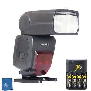YONGNUO YN660 Wireless Flash Speedlite For Canon 7D 70D T5i T4i 6D 5D 60D T6I ++