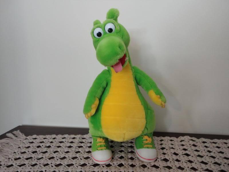 Dudley The Dragon Muñeco De Peluche